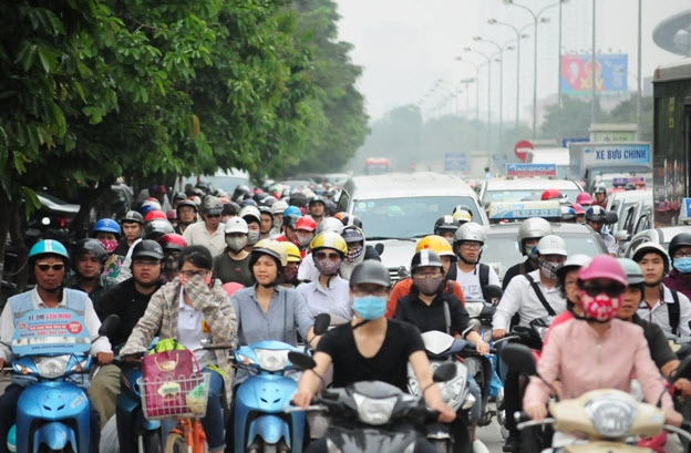 ha noi co the cam xe may tu nam 2025 hinh anh 1