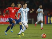 The thao - Link xem truc tiep Argentina vs Chile