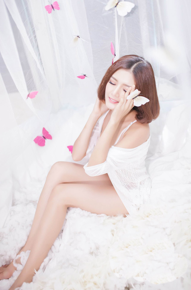 ngam bo anh day goi cam cua hot girl lilly luta hinh anh 5
