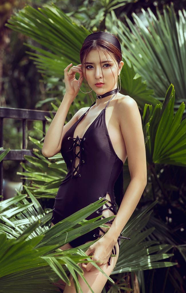 ngam bo anh day goi cam cua hot girl lilly luta hinh anh 15