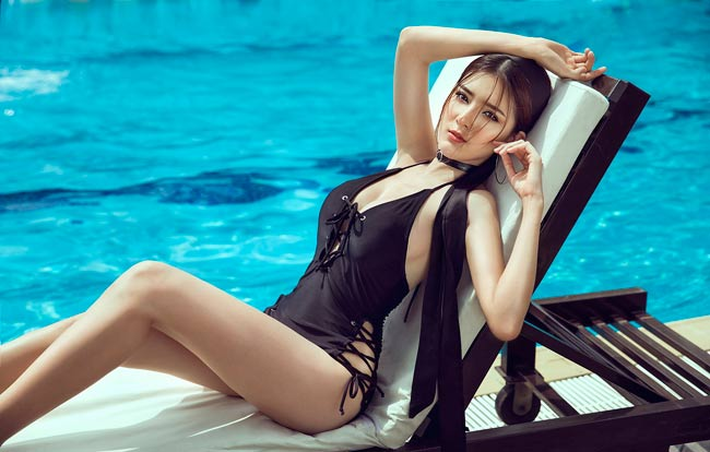 ngam bo anh day goi cam cua hot girl lilly luta hinh anh 17