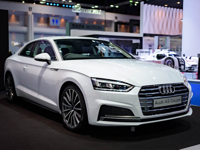 audi a5 coupe gia 2,6 ty dong danh cho dan choi hinh anh 1