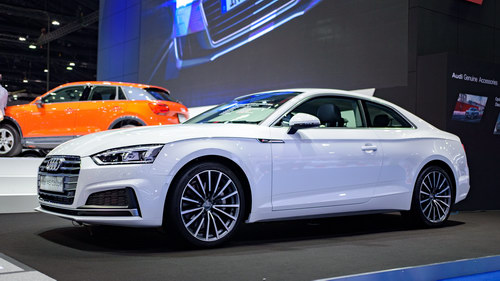audi a5 coupe gia 2,6 ty dong danh cho dan choi hinh anh 3