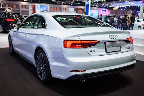 audi a5 coupe gia 2,6 ty dong danh cho dan choi hinh anh 2