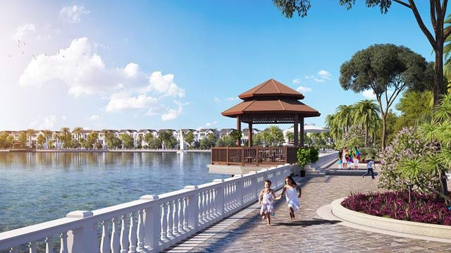 """""""thien duong tien ich"""" o vinhomes riverside – the harmony hinh anh 3"""