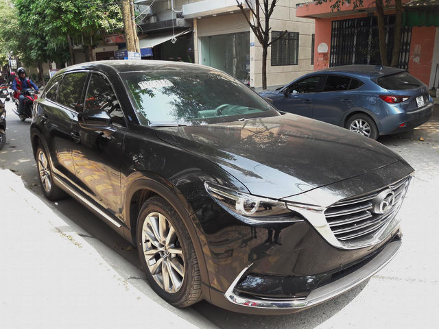 mazda cx-9 2017 ra dai ly voi gia 2,15 ty dong hinh anh 1