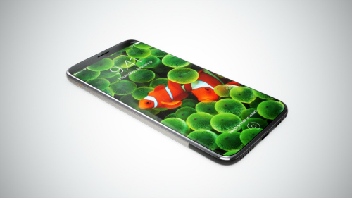 ngam loat anh concept iphone 8 dep me hon hinh anh 1