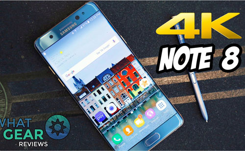 lo galaxy note8 dang duoc phat trien hinh anh 1