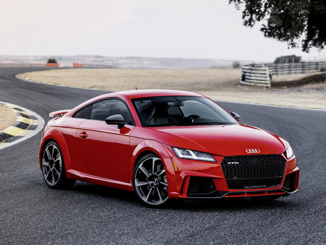 audi tt rs 2018 co gia 1,47 ty dong hinh anh 1