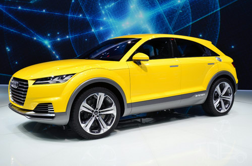 audi q4 hoan toan moi lo dien hinh anh 1