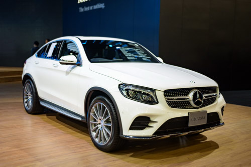 mercedes glc coupe 2,6 ty dong dau bmw x4 hinh anh 1