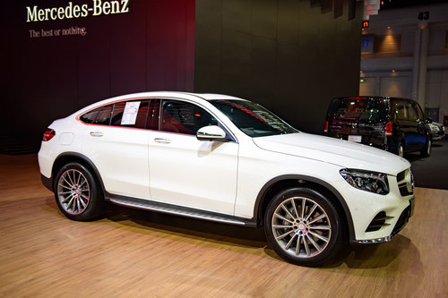 mercedes glc coupe 2,6 ty dong dau bmw x4 hinh anh 2