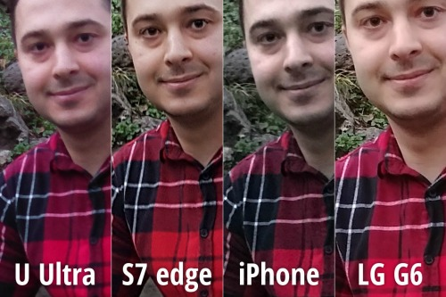 do camera giua htc u ultra, galaxy s7 edge, iphone 7 plus va lg g6 hinh anh 4