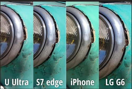 do camera giua htc u ultra, galaxy s7 edge, iphone 7 plus va lg g6 hinh anh 2