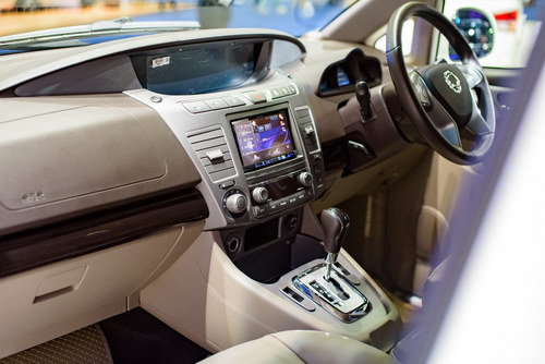ssangyong stavic turismo: xe 9 cho han quoc the he moi hinh anh 6