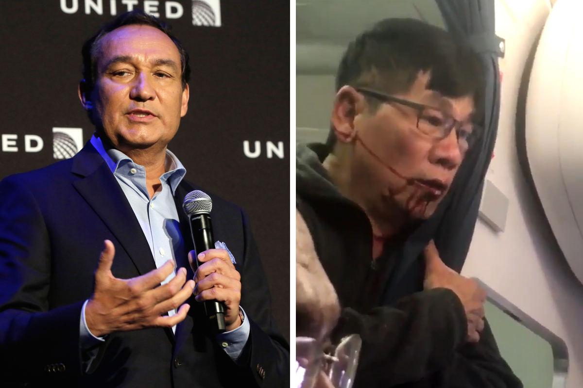 ceo united airlines: tu nguoi hung cua cong ty toi ke bi ca the gioi ghet bo hinh anh 2