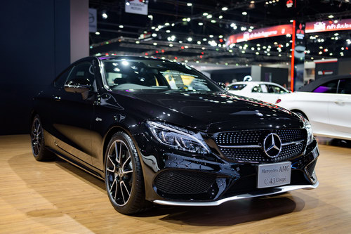 "mercedes-amg c43 coupe: ""quy nho"" toc do gia 3,4 ty dong hinh anh 2"