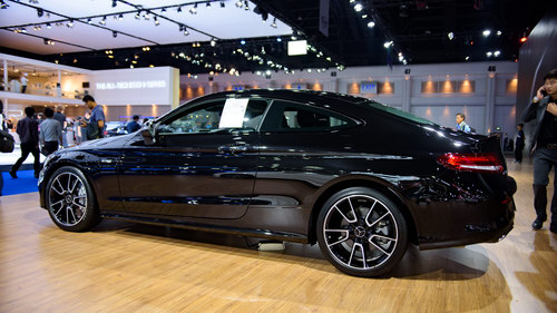 "mercedes-amg c43 coupe: ""quy nho"" toc do gia 3,4 ty dong hinh anh 4"