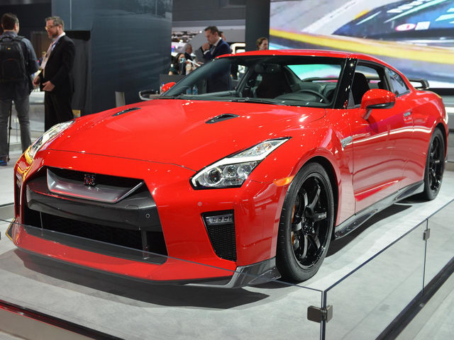 nissan gt-r them ban track edition, gia 3 ty dong hinh anh 1
