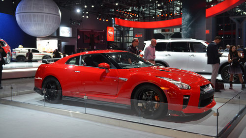 nissan gt-r them ban track edition, gia 3 ty dong hinh anh 2