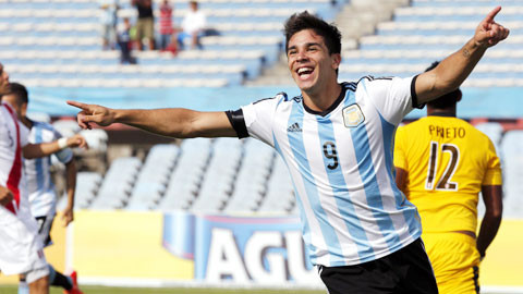vff chi 6 ty dong moi u20 argentina da giao huu? hinh anh 1