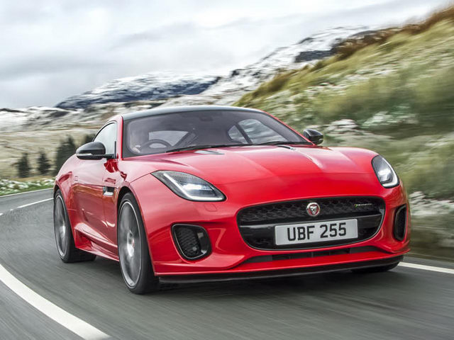 "jaguar f-type 2018: xe the thao ""gia mem"" 1,4 ty dong hinh anh 1"