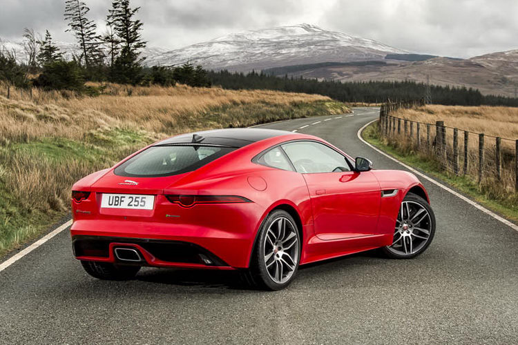 "jaguar f-type 2018: xe the thao ""gia mem"" 1,4 ty dong hinh anh 2"