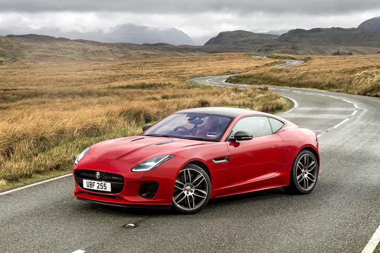 "jaguar f-type 2018: xe the thao ""gia mem"" 1,4 ty dong hinh anh 4"