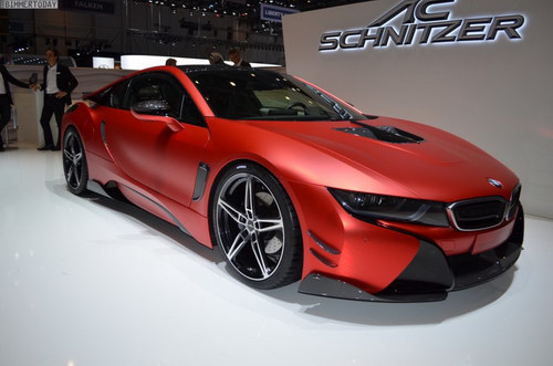 bmw i8 la mat trong bo canh do day chat choi hinh anh 1