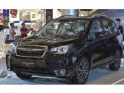 Subaru Forester 2017 gia 1,4 ty dong o Viet Nam