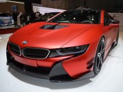 BMW i8 la mat trong bo canh do day chat choi