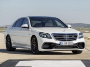 o to - Xe may - Mercedes-AMG S63 va S65 2018: Nang tam dang cap