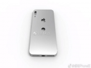 iPhone 8 so huu camera kep thang va Touch ID o mat sau