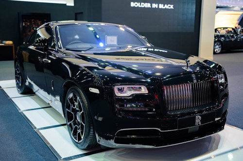 ngam rolls-royce wraith black badge gia 23 ty dong hinh anh 5