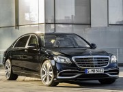 o to - Xe may - Mercedes-Maybach S560 2018: Sieu sang cho so dong