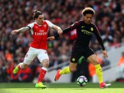 Link xem truc tiep Arsenal vs Man City