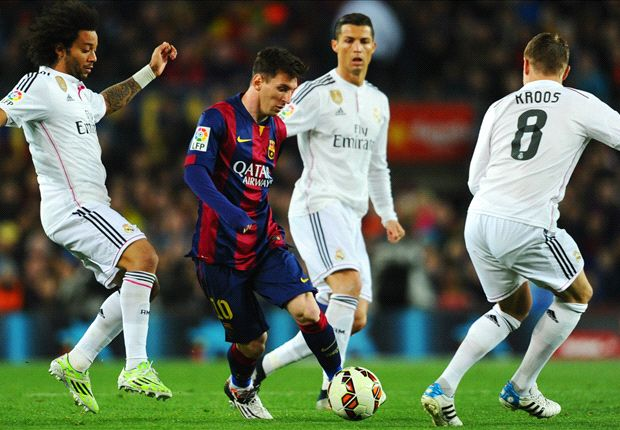 link xem truc tiep real madrid vs barcelona hinh anh 1