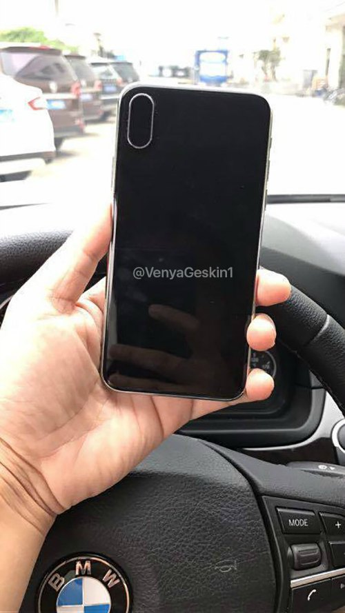 hot: lo anh iphone 8 voi may quet van tay o mat truoc hinh anh 4