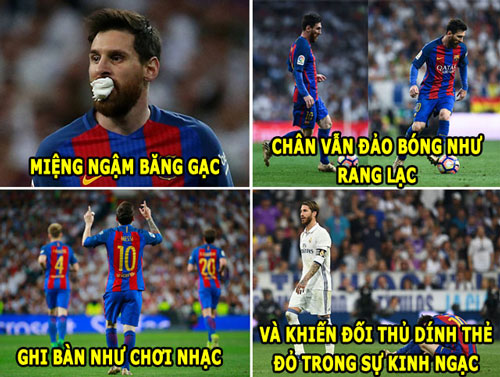 "anh che: messi ""tieu diet"" real, ronaldo can hoc lam nguoi hinh anh 2"