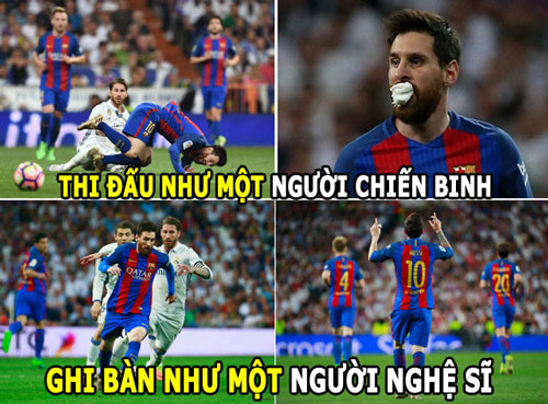 "anh che: messi ""tieu diet"" real, ronaldo can hoc lam nguoi hinh anh 3"