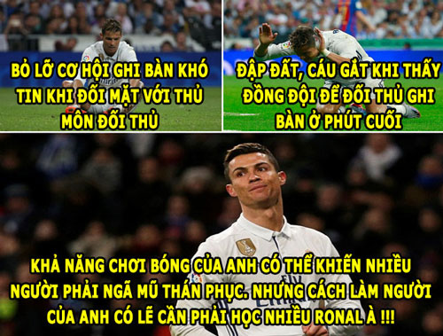"anh che: messi ""tieu diet"" real, ronaldo can hoc lam nguoi hinh anh 5"