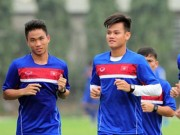 The thao - The luc U20 Viet Nam tot hon doi hang 2 Bundesliga