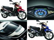 o to - Xe may - Xe so 2017 Honda Wave 125i len ke gia 32,7 trieu dong