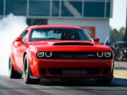 "o to - Xe may - Dodge Challenger SRT Demon: ""Quy du"" 840 ma luc"