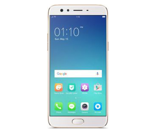 "oppo f3 tiep tuc ""nha hang"", gia tam trung hinh anh 1"