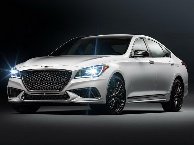 xe sang han quoc genesis g80 sport gia chi 1,3 ty dong! hinh anh 1
