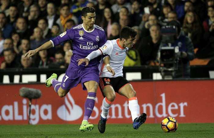 link xem truc tiep real madrid vs valencia hinh anh 1