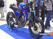o to - Xe may - Suzuki GSX-R150 do cafe racer cuon hut dan choi