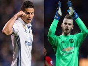The thao - dIeM TIN SaNG (1.5): Real doi doi Rodriguez lay De Gea