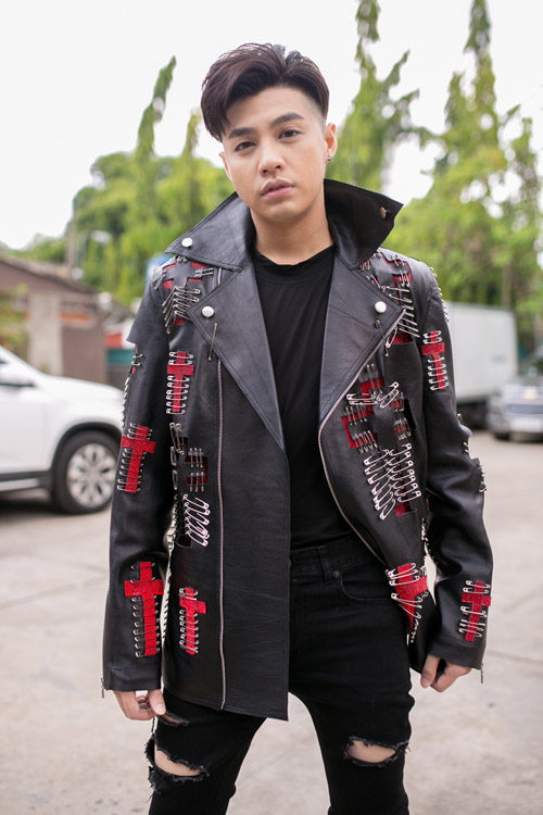 can canh xe sang 13 ty dong nhi lai di cham thi the voice hinh anh 6